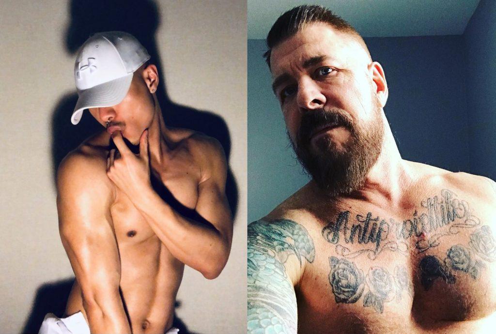 Gli attori porno gay mandano nudes a chi fa una donazione per gli incendi in Australia