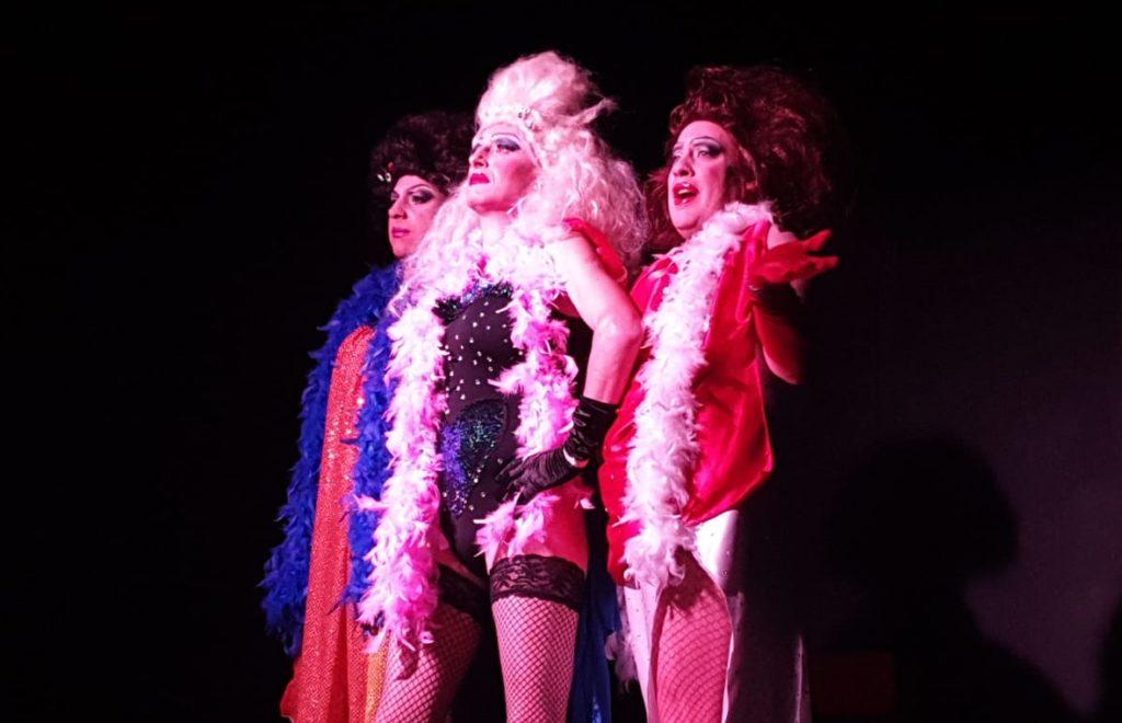 Brindisi, i detenuti diventano delle drag queen contro le discriminazioni