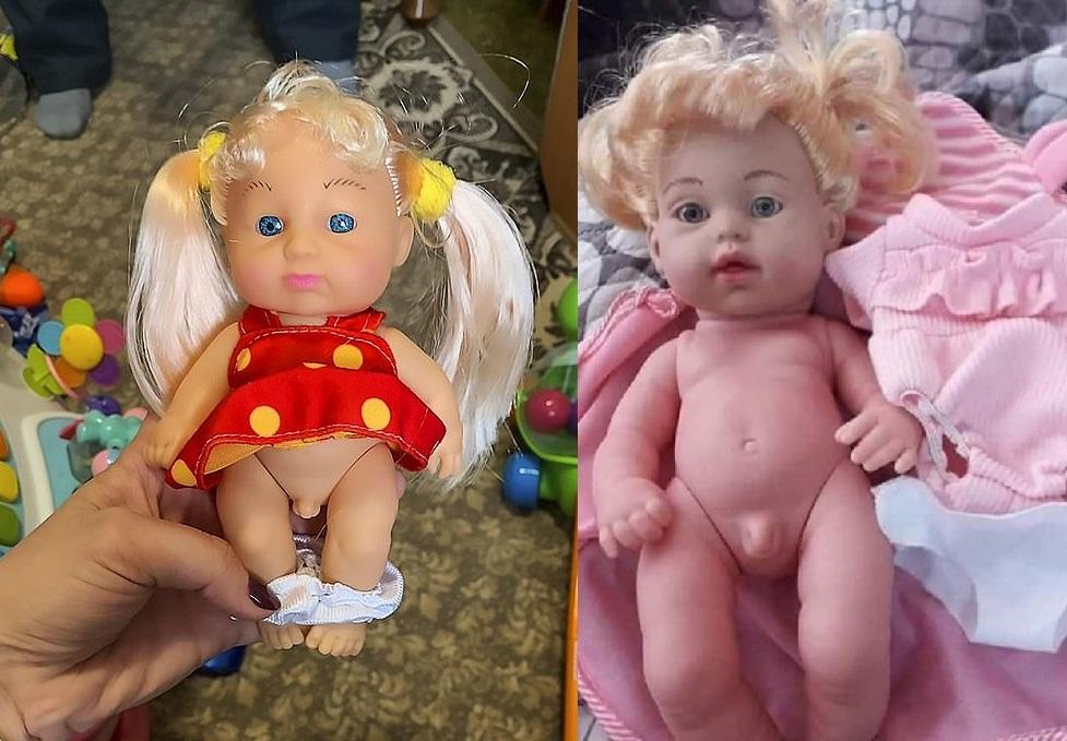 I balocchi degli allocchi: la bufala virale della bambola trans