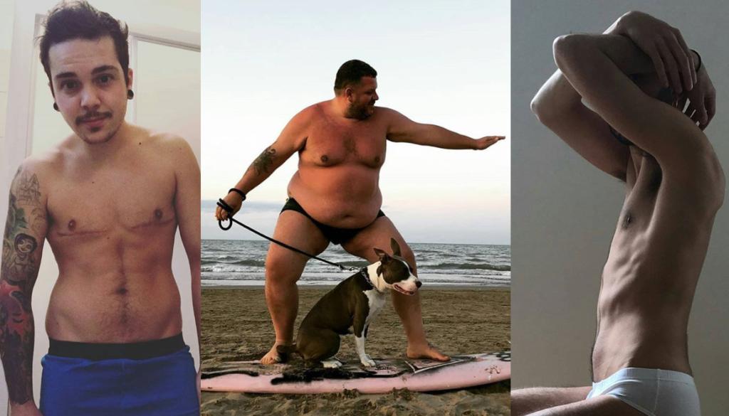 Body Positivity: i ragazzi di NEG Zone sono fieri del proprio corpo