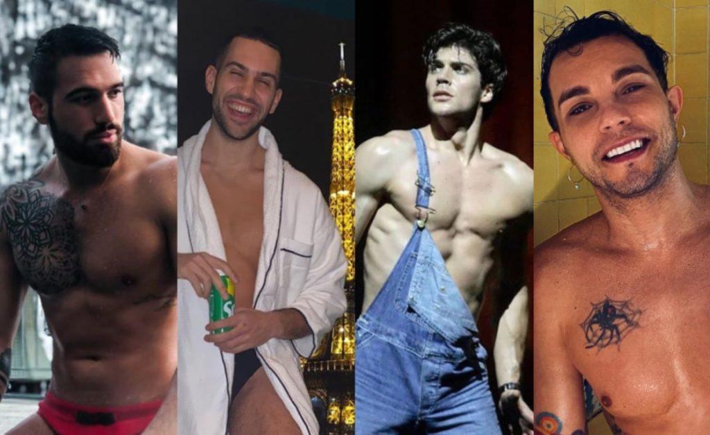 Queeride: il lato B di Alex Migliorini, Serpa twerka, Marco Carta in doccia