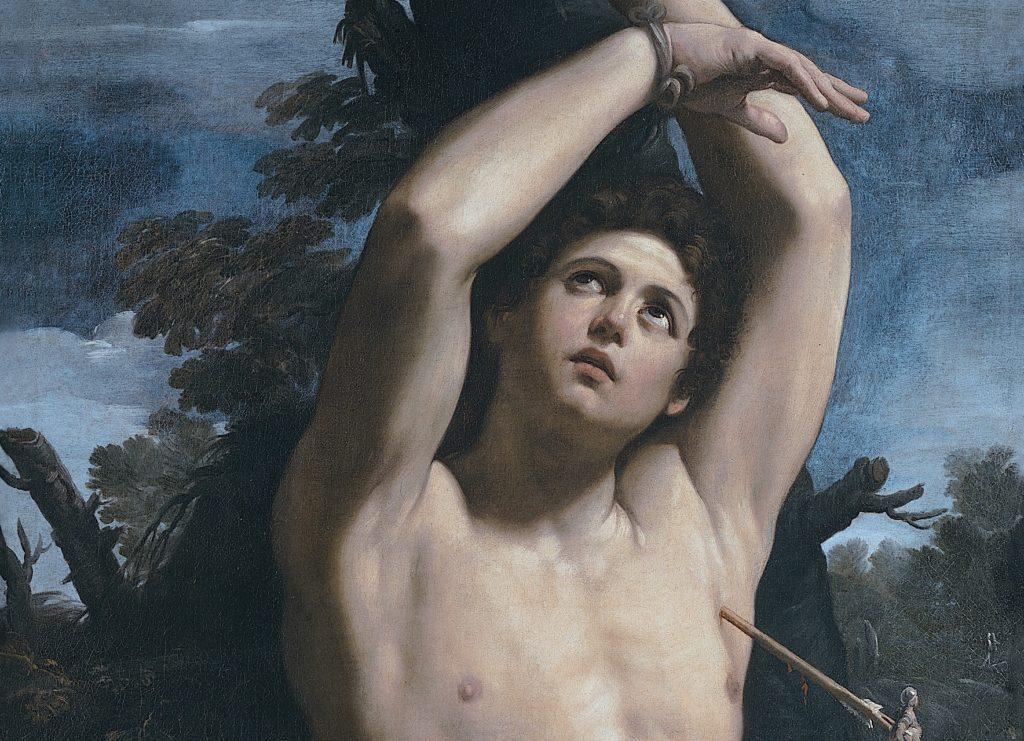 Le nudità di San Sebastiano, il santo protettore degli omosessuali
