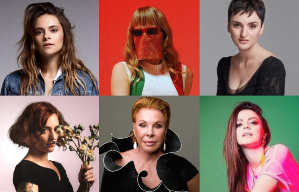 Sanremo 2020, nei duetti Myss Keta, Arisa, Annalisa e Ornella Vanoni
