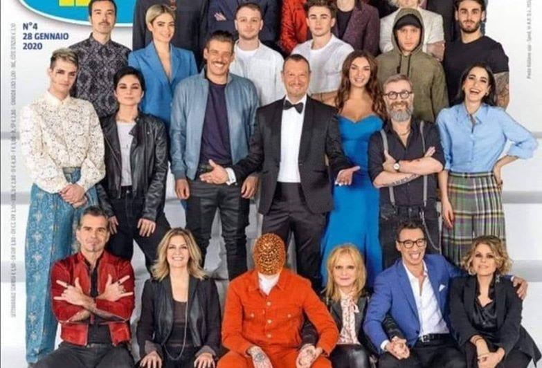 Sanremo 2020, TV Sorrisi e Canzoni pubblica i testi e la copertina di rito
