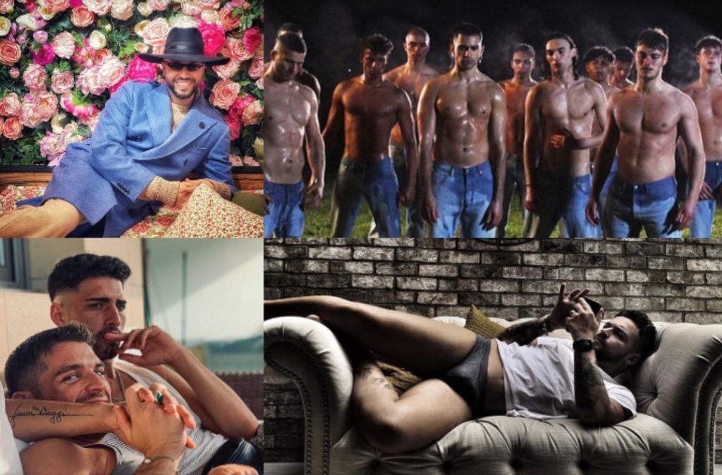 Queeride: Alberto Matano e Valerio Scanu su Tinder, Mahmood coi ragazzi