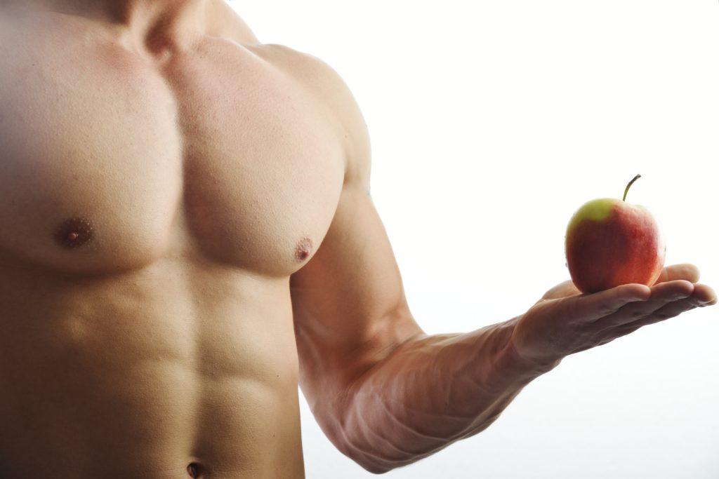 Single Pride: mezza mela al giorno