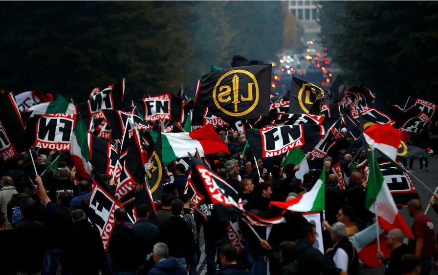 Tribunale di Roma, lecito l'oscuramento delle pagine Facebook di Forza Nuova