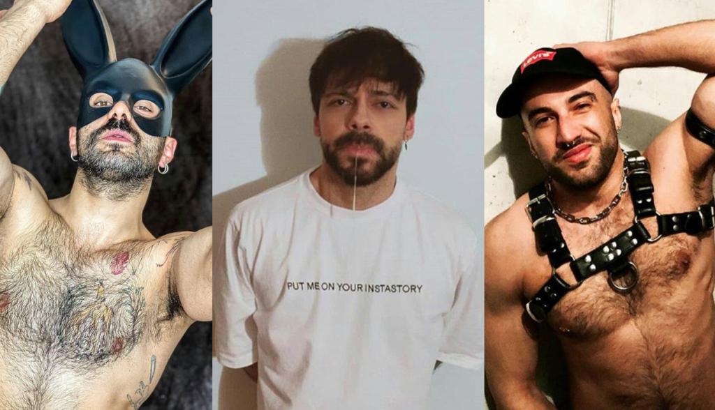 I 10 ragazzi più kinky della settimana Instagram di NEG Zone