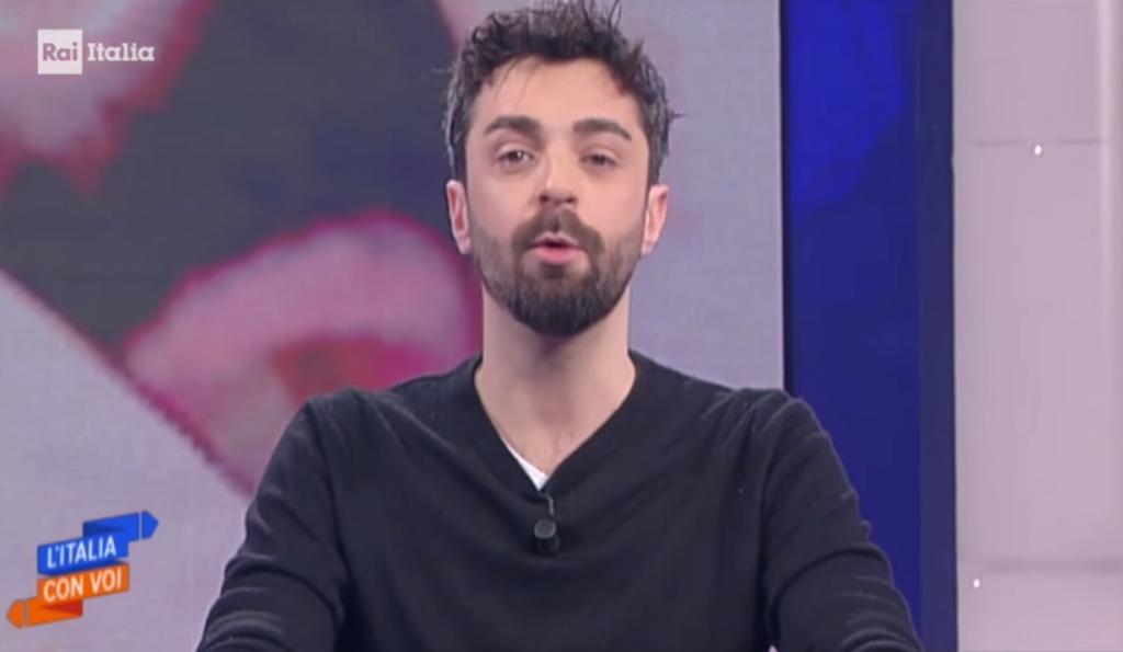 Daniele Gattano racconta l'amore di Giacomo Leopardi per Antonio Ranieri