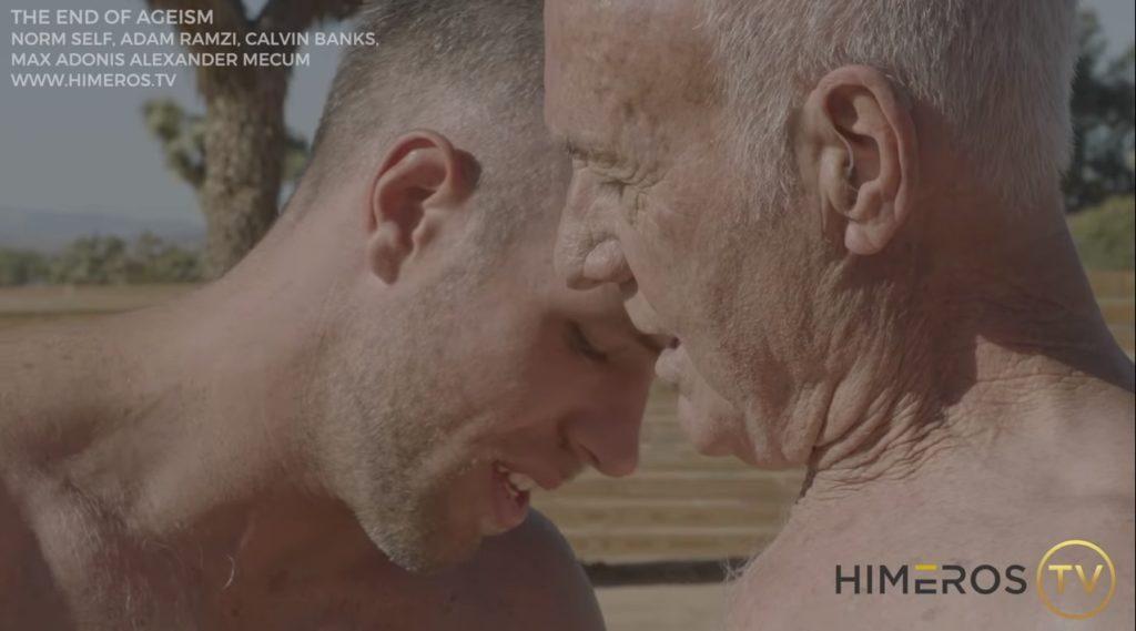 L'anziano sacerdote che è diventato un attore porno gay