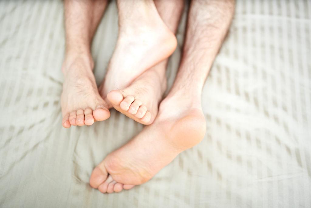 L'intimità delle coppie sierodiscordanti