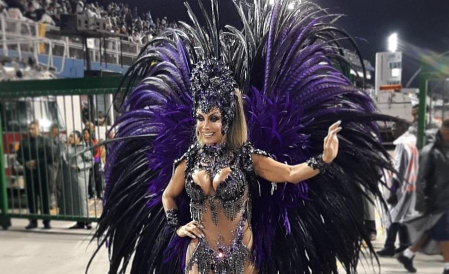 Brasile, Camila Prins è la prima madrina transgender del Carnevale di San Paolo