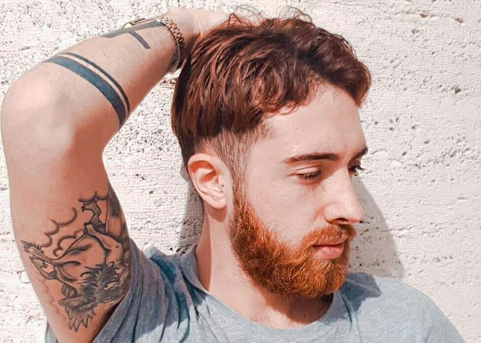 Ginger, dieci bellissimi ragazzi italiani dai capelli rossi