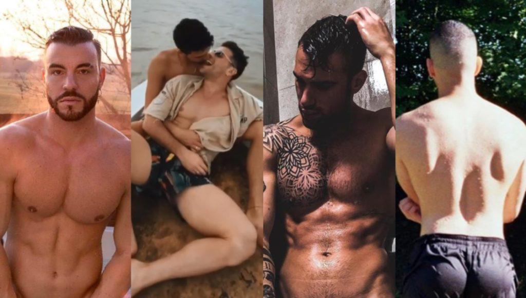 Queeride bagnata: il lato B di Mahmood, il doccino di Cosma, la doccia di Alex Migliorini