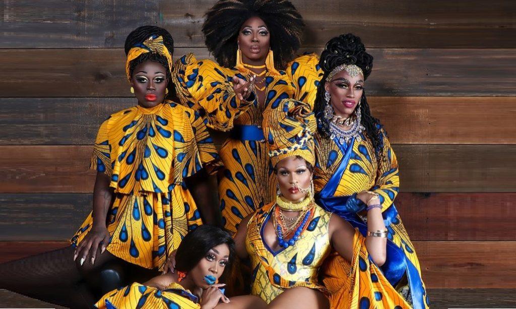 NUBIA, l'eccellenza black di Rupaul's Drag Race in un nuovo show