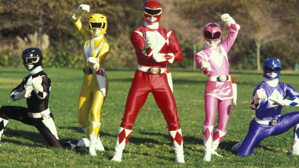I Power Rangers avranno il loro primo eroe gay