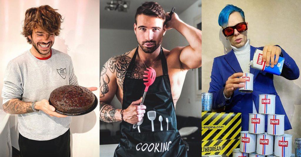 La prova del Queeride: da Mika a Claudio Sona, il pranzo è servito