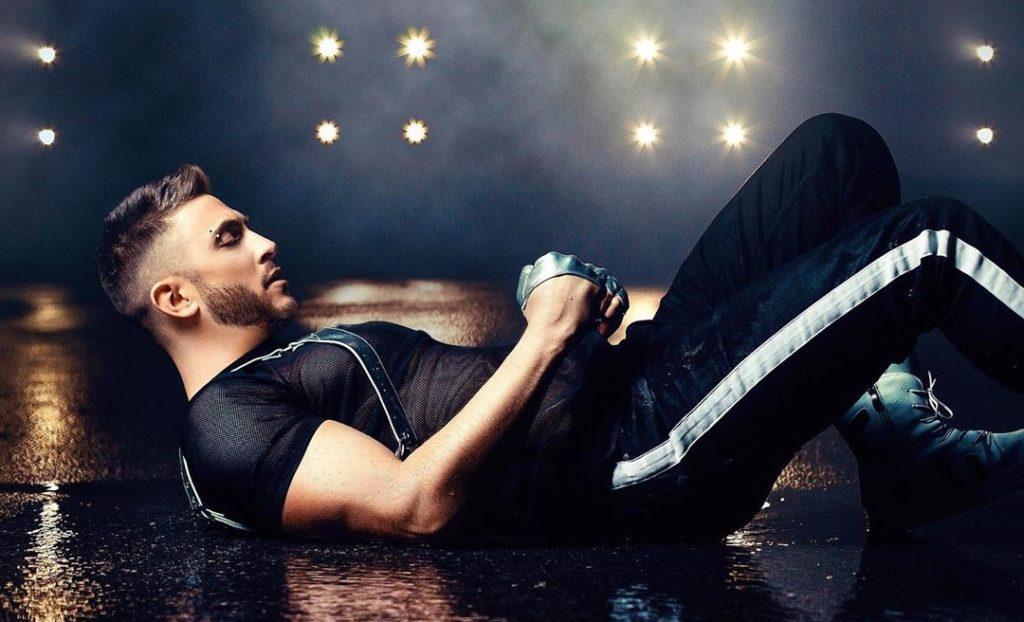 Alex Palmieri hot: «Mi sono fatto legare per 50 minuti alla Christian Grey»