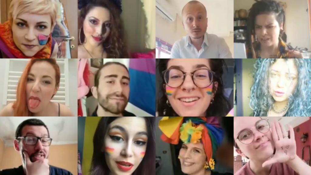 «Noi esistiamo»: il video dei ragazzi bisessuali e pansessuali italiani contro gli stereotipi