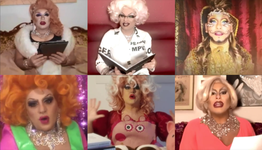 «C'era una volta»: le fiabe raccontate su Instagram dalle drag queen italiane