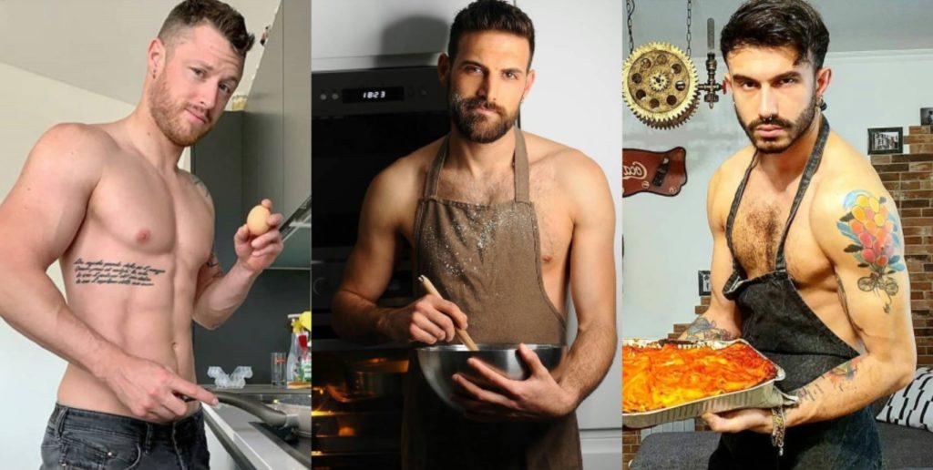 Queer e Fiamme: i ragazzi che cucinano infuocano la gallery di NEG Zone