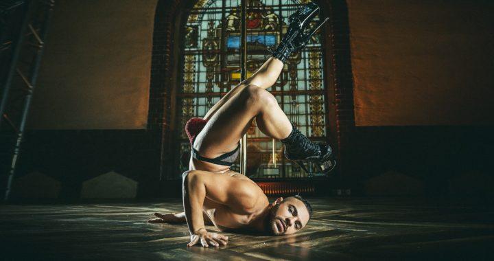 Pole dance, la tenacia del campione del mondo Mario Turco e i pregiudizi rimasti al palo
