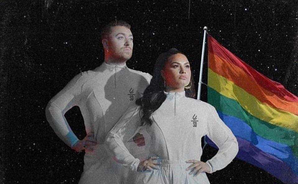 Drag queen e canotte glitterate nelle olimpiadi queer di Sam Smith e Demi Lovato