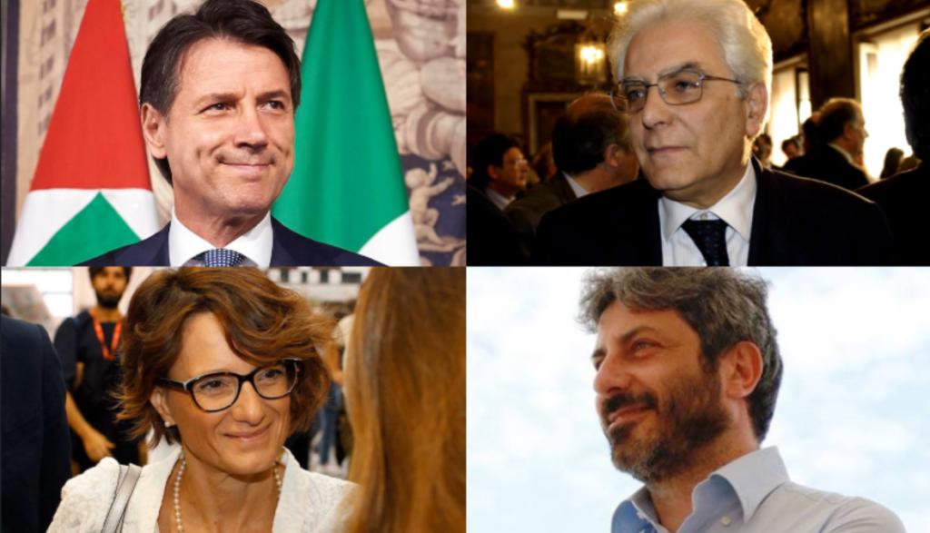 Giornata mondiale contro l'omobitransfobia: i messaggi di Conte e Mattarella, il video di Bonetti e la gaffe di Fico