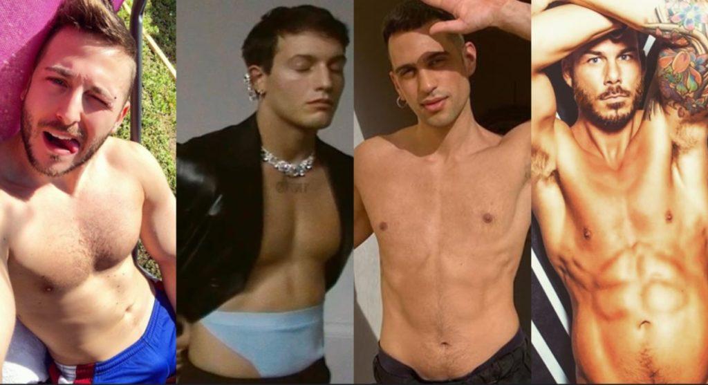 Queeride si fa sempre più calda: da Mahmood a Gabriele Esposito passando per Alex Palmieri