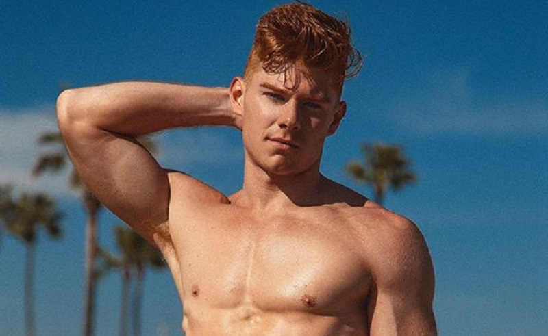 "I ginger più iconici di Thomas Knights in un nuovo calendario ""All Stars"""