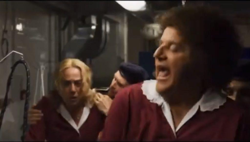 La Mia Banda Suona Il Pop, un insulto omofobo nel film di Fausto Brizzi: «Sto fr**io»