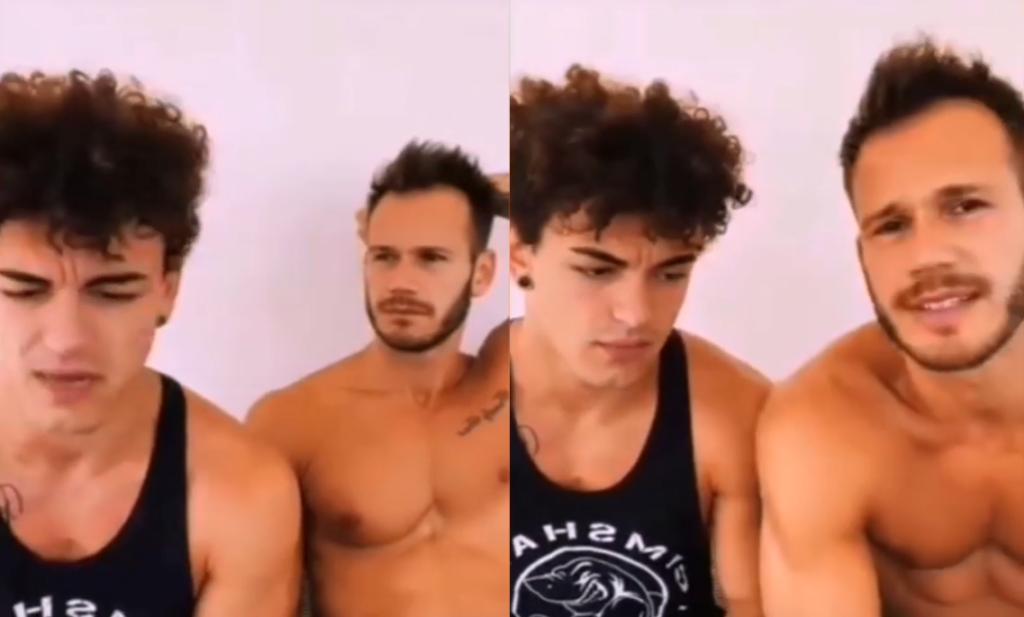 Marzamemi, dagli insulti omofobi alla rissa: aggrediti gli influencer Yuri Pennisi e Matteo Diamante