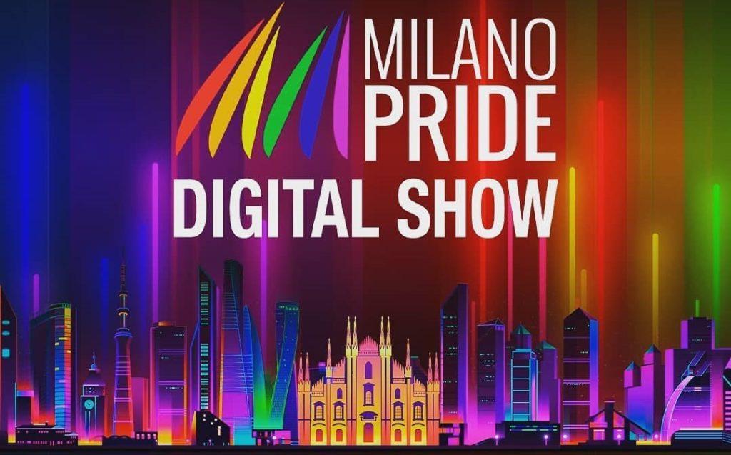 Milano Pride Digital Show, ogni mercoledì di giugno l'orgoglio LGBT+ in diretta streaming