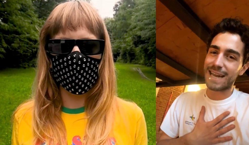 Myss Keta dedica un video al Pride Month e Tommaso Zorzi lancia una polemica