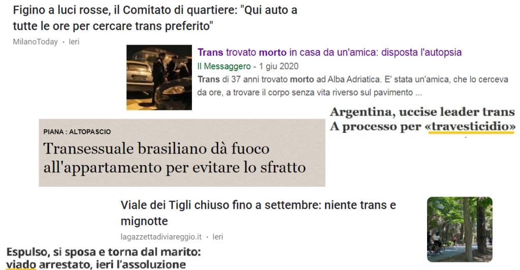 Per l'Ordine dei giornalisti del Lazio è lecito chiamare le donne trans al maschile