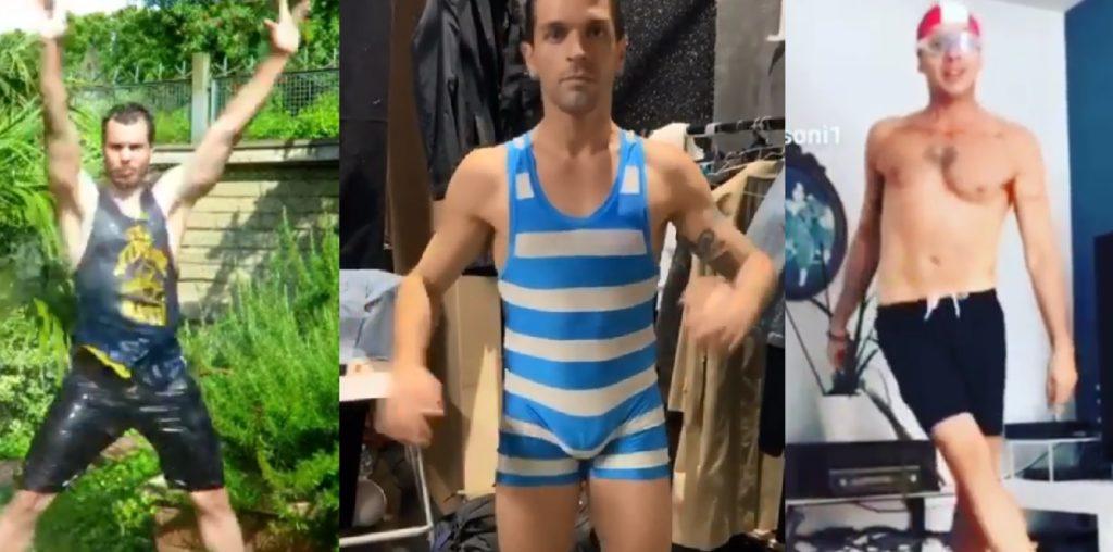 Queeride, belli e balli da capogiro: Lorenzo Balducci, Simone Nolasco, Diego Passoni