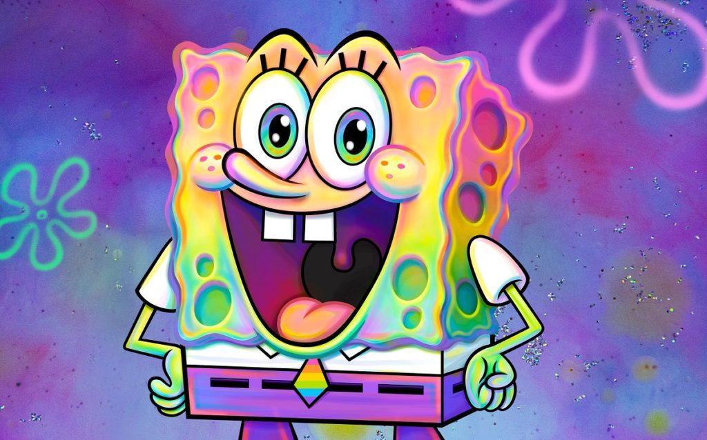 Twitter si sta chiedendo se SpongeBob è gay… Ma è asessuale!