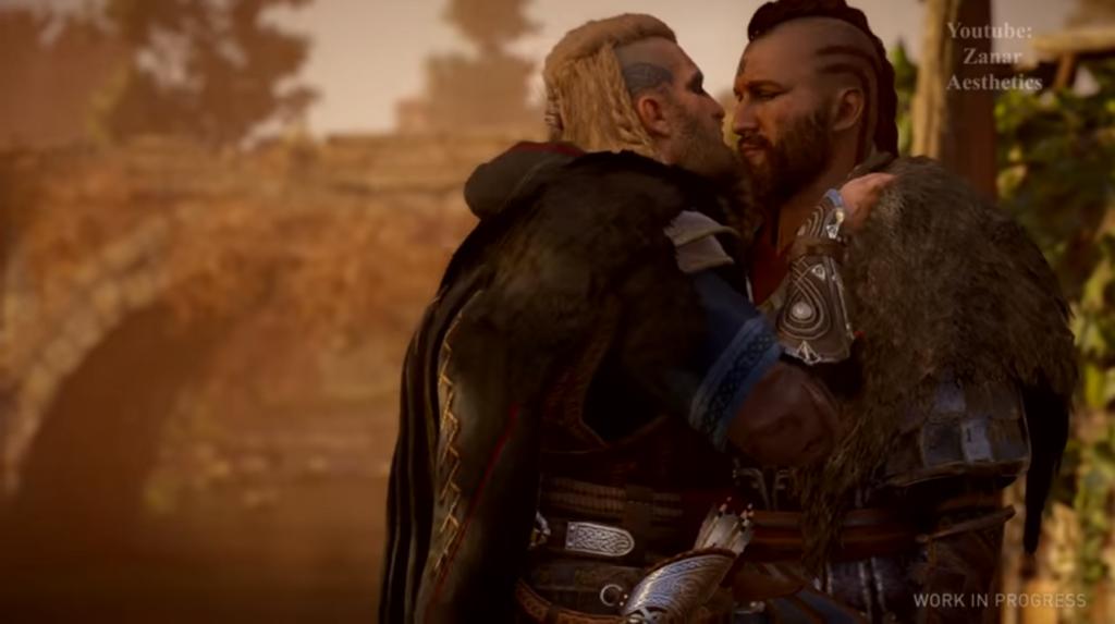 Assassin's Creed: Valhalla, sesso gay tra vichinghi nel nuovo videogioco
