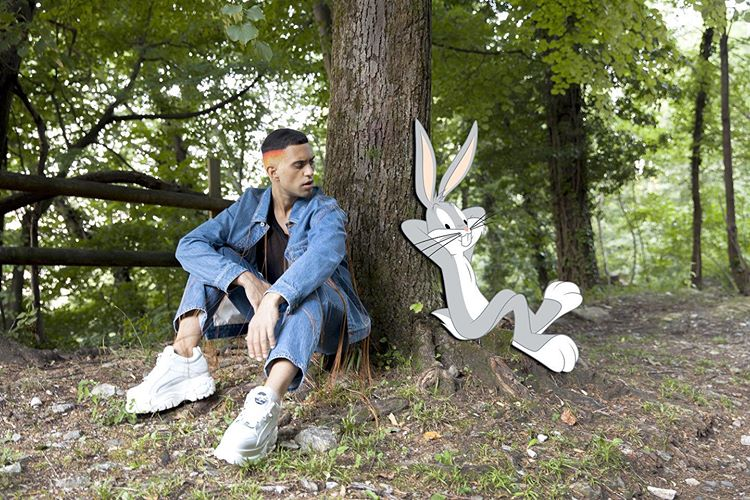 Mahmood presenta il nuovo singolo Dorado: «Io come Bugs Bunny»