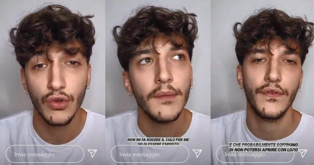 Ragazze chiedono un selfie all'attore Pietro Turano, poi lo chiamano «fr**io»