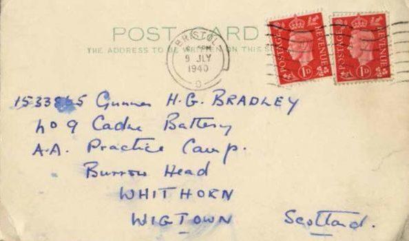 Le lettere dell'amore segreto tra due uomini durante la II Guerra Mondiale