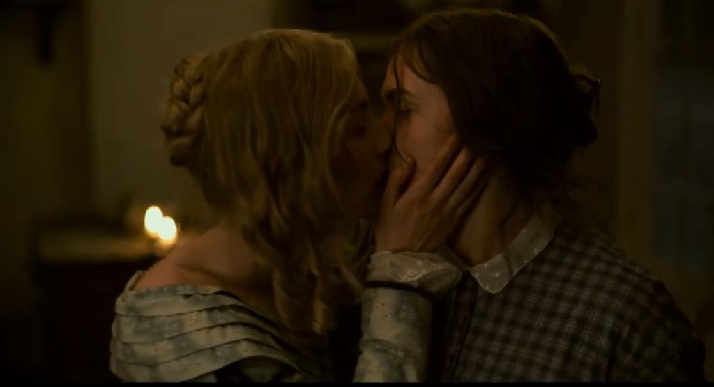 Ammonite, una storia d'amore tra Saoirse Ronan e Kate Winslet nel nuovo film