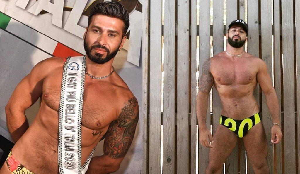 Il Gay Più Bello d'Italia è di destra? Antonio Veneziani risponde alle polemiche