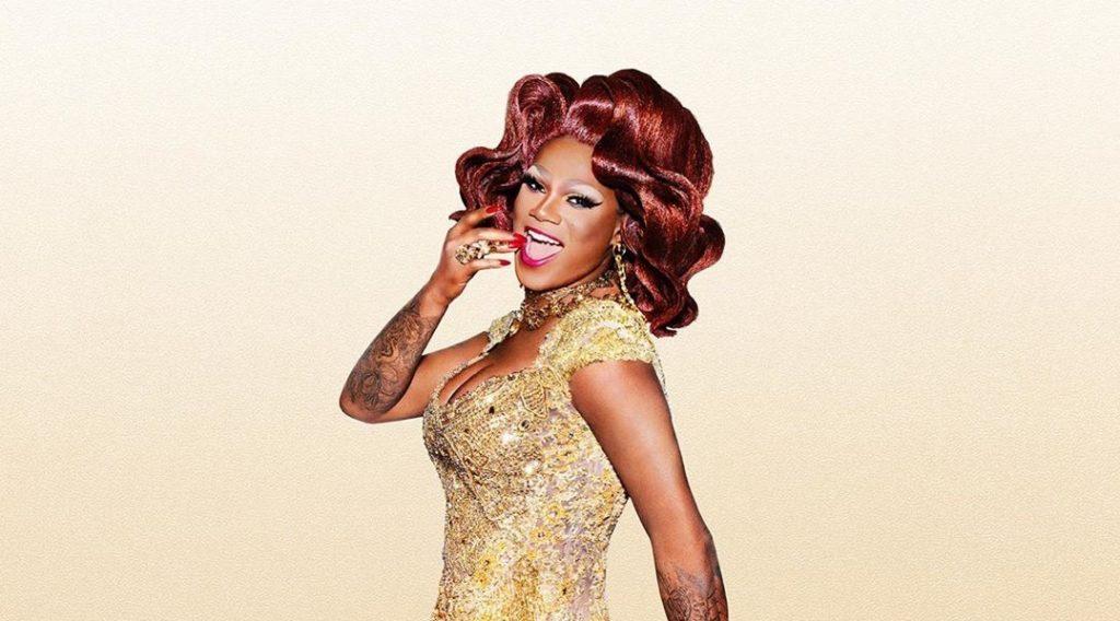 È morta Chi Chi DeVayne: le queen di RuPaul's Drag Race la salutano sui social