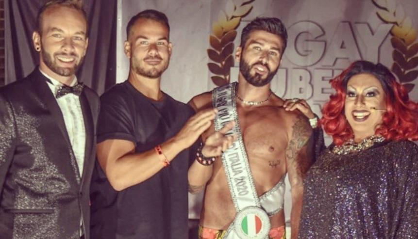 Antonio Veneziani, a rischio la fascia de Il Gay Più Bello d'Italia