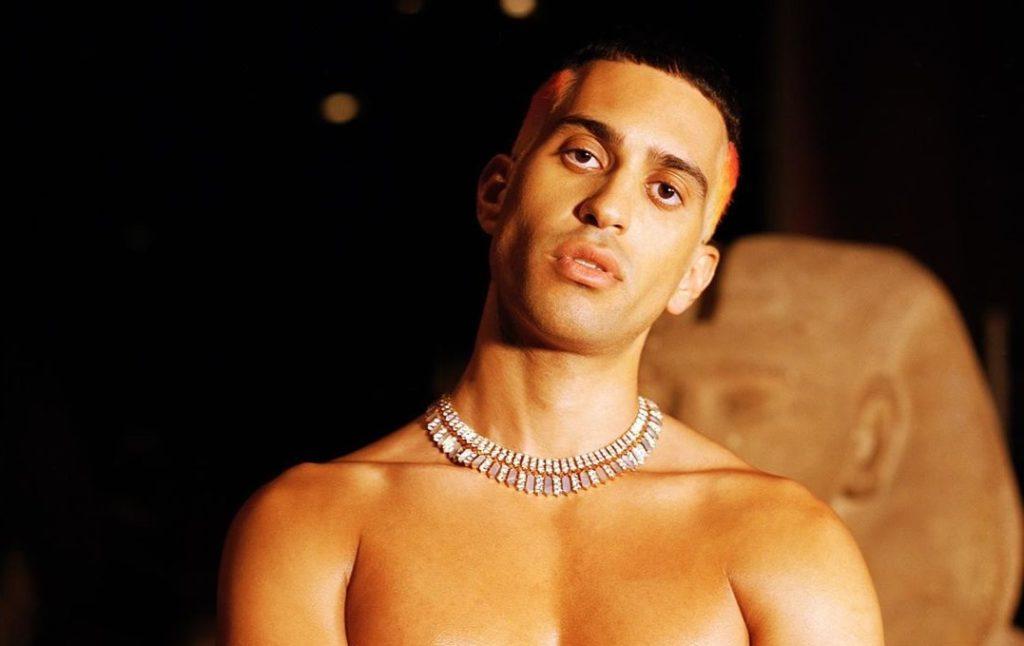 Mahmood vorrebbe duettare con Carmen Consoli e parla di Guè Pequeno