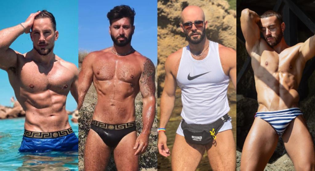 """Queeride beach edition: una settimana di VIP in costume e """"scostumati"""""""