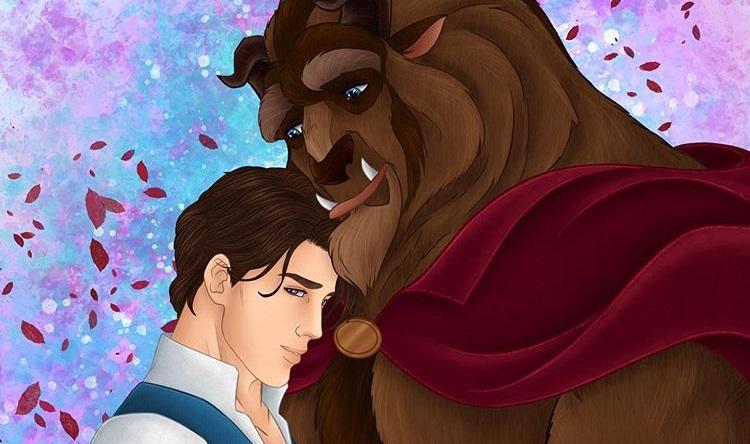 Se i personaggi Disney fossero gay: le illustrazioni di Aphrodian Art