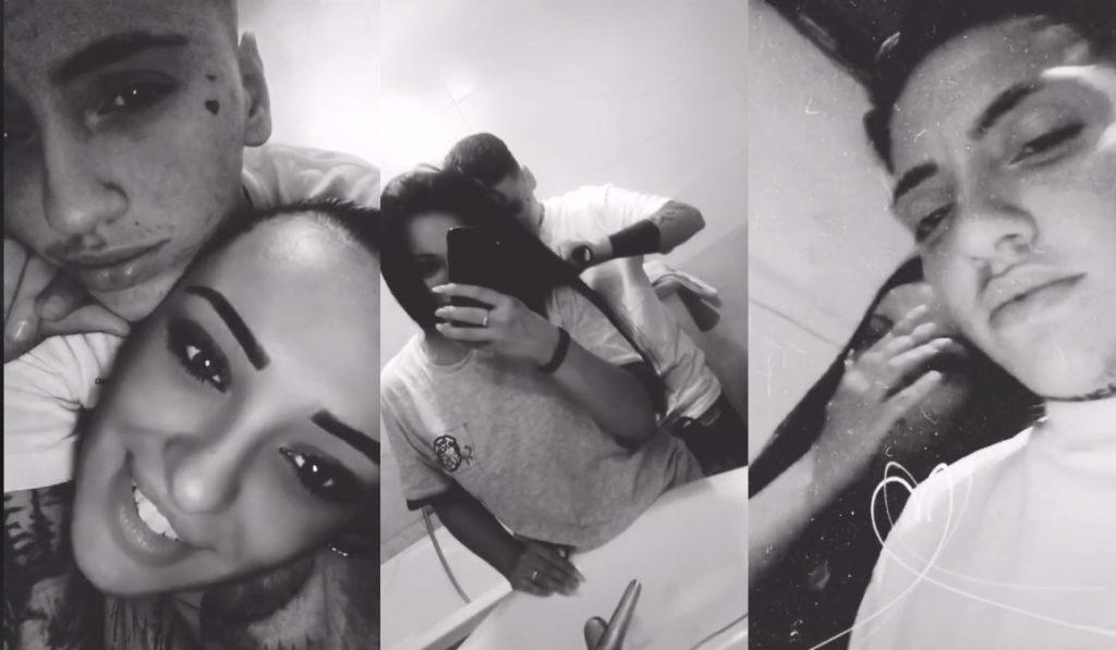 Omicidio di Caivano, Ciro saluta la fidanzata Maria Paola su Instagram: «Non riesco più ad immaginare la mia vita senza di te»