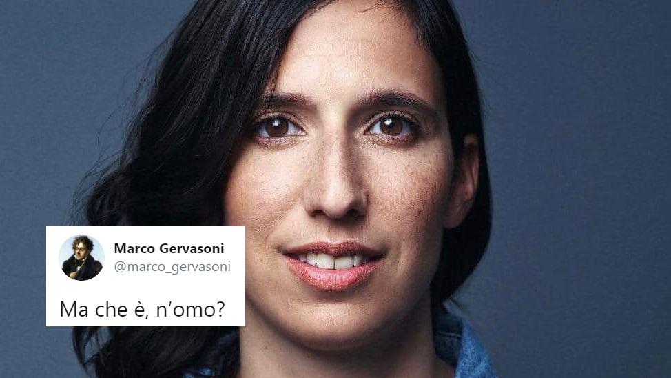 Marco Gervasoni commenta la copertina di Elly Schlein: «Ma che è, n'omo?»